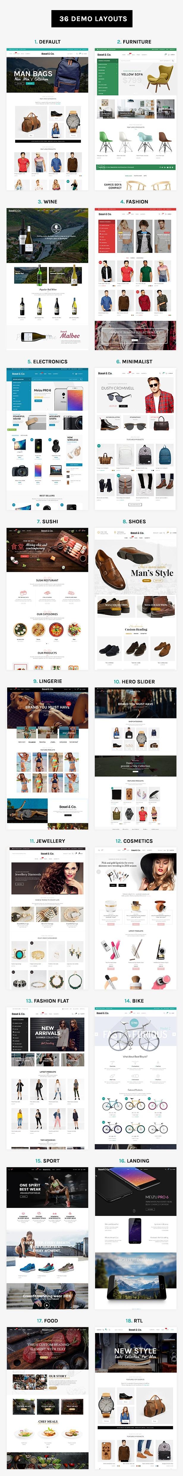 Basel – Theme WordPress bán hàng đa năng