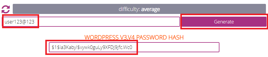 Hướng dẫn reset mật khẩu tài khoản admin trong WordPress