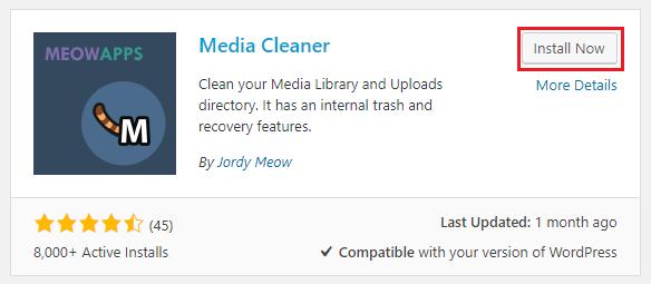 Hướng dẫn tìm và xóa các hình ảnh không sử dụng trong WordPress