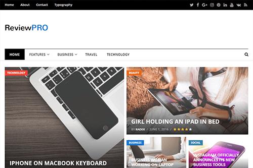 Top 10 theme WordPress tin tức đẹp, tải nhanh và chuẩn SEO